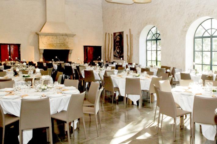 salle renaissance - Mariage Domaine De Quincampoix